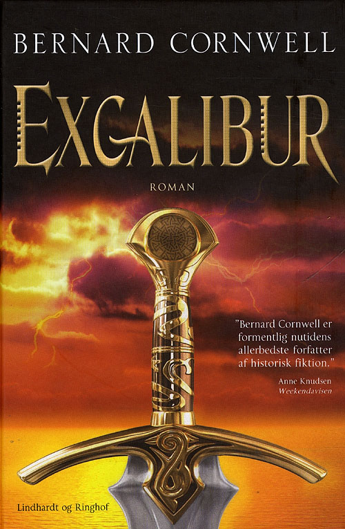 Bernard Cornwell: Excalibur