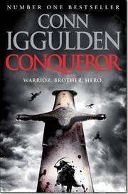Conn Iggulden: Conqueror
