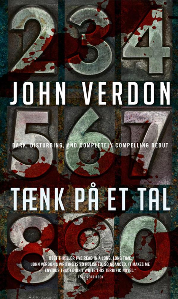 John Verdon: Tænk på et tal