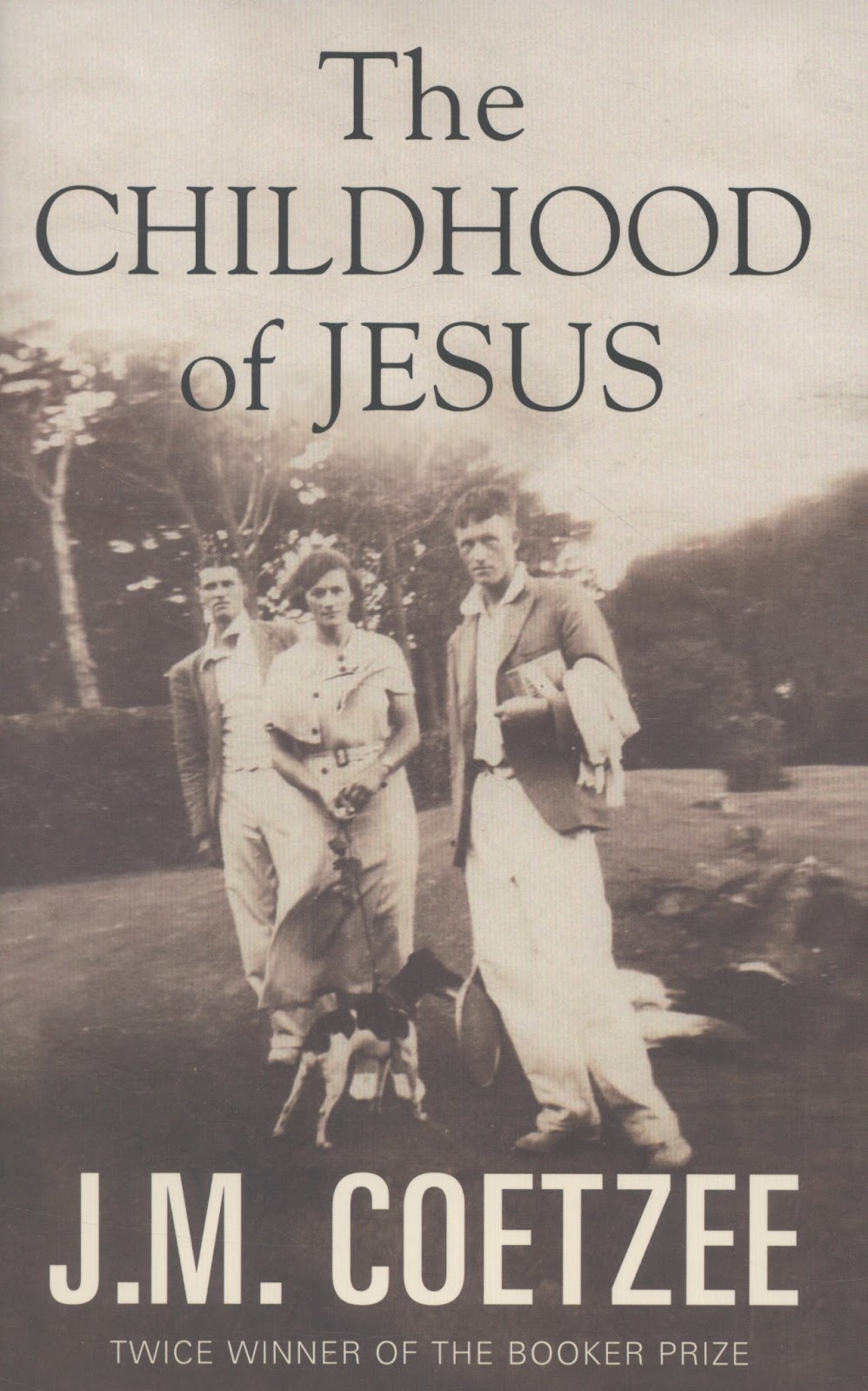 J.M. Coetzee: The Childhood of Jesus