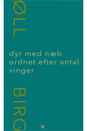 Birgitte Krogsbøll: dyr med næb ordnet efter antal vinger: