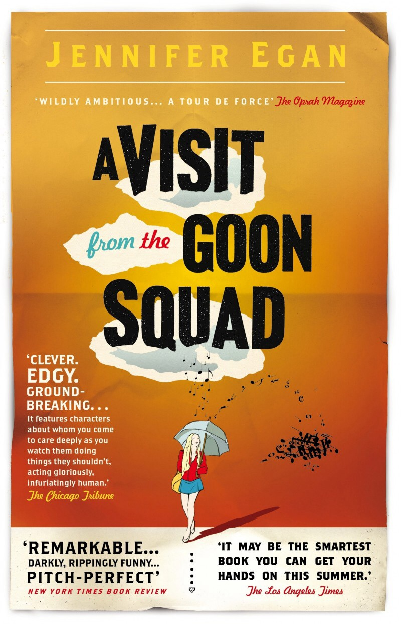 Jennifer Egan: A Visit from the Goon Squad