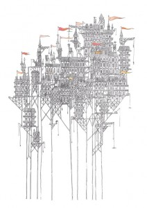 David Fleck, Invisible Cities