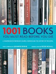 1000 bøger du skal læse før du dør