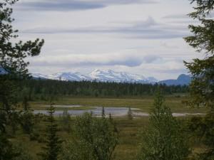 Sareks nationalpark - et af landskaberne fra bogen (foto: Jonna Odgaard)