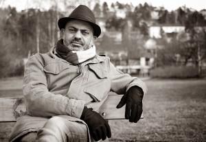 Hassan Blasim (Foto: Katja Bohm (fra forfatterens blog))