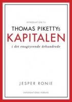 Jesper Roine: Introduktion til Thomas Pikettys Kapitalen i det enogtyvende århundrede