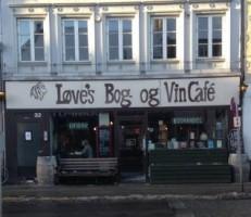Løve's Bog- og VinCafé, Aarhus