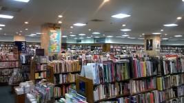 Kinokuniya i Itesan, Central World