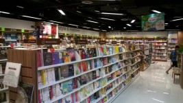 Asia Books, Central World, Bangkok