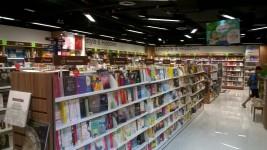 Asia Books, Central World, Bangkok