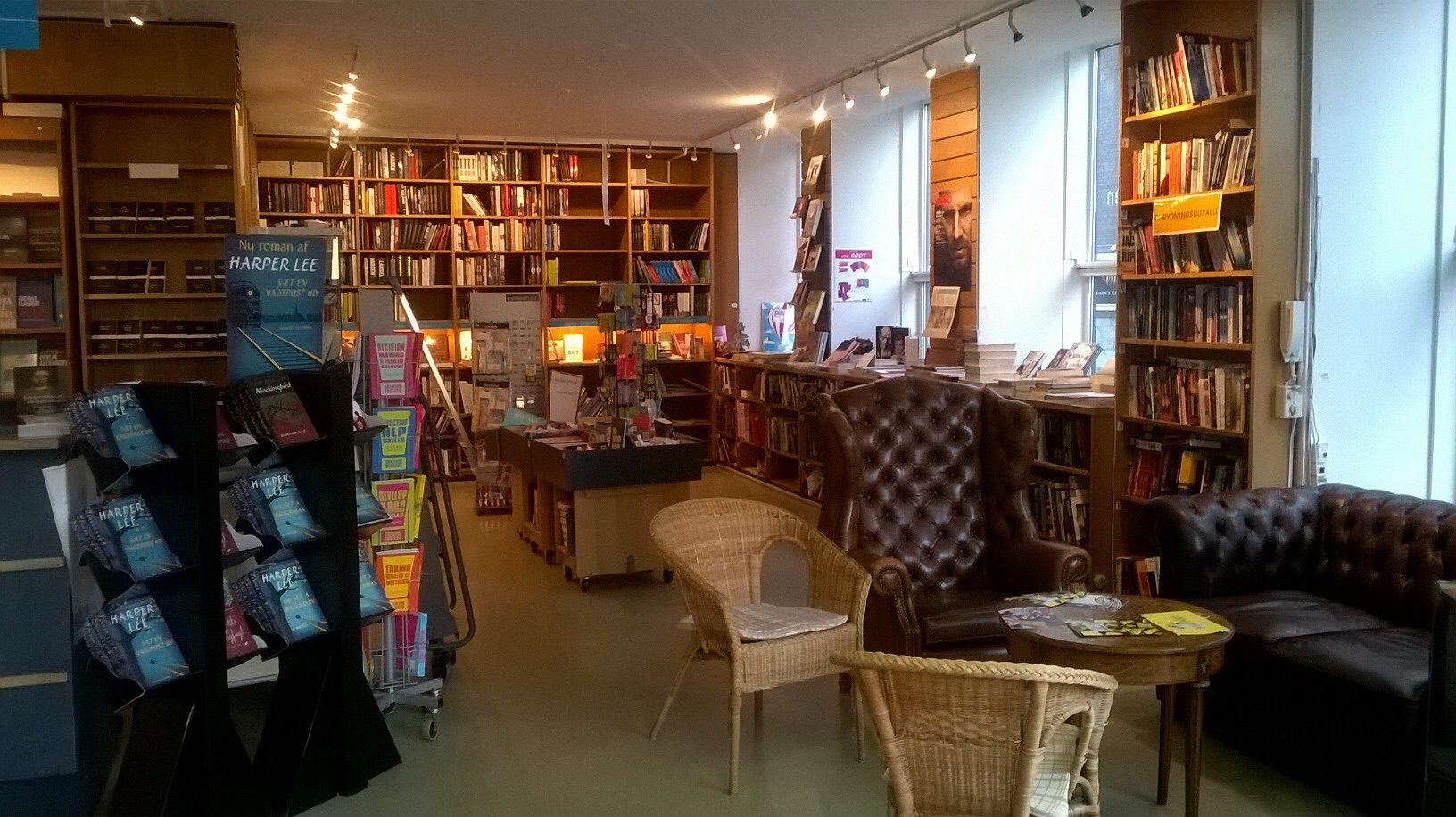 Boghandel: Atheneum Academic Books, København