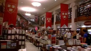 The Coop Bookshop, Harvard, Cambridge