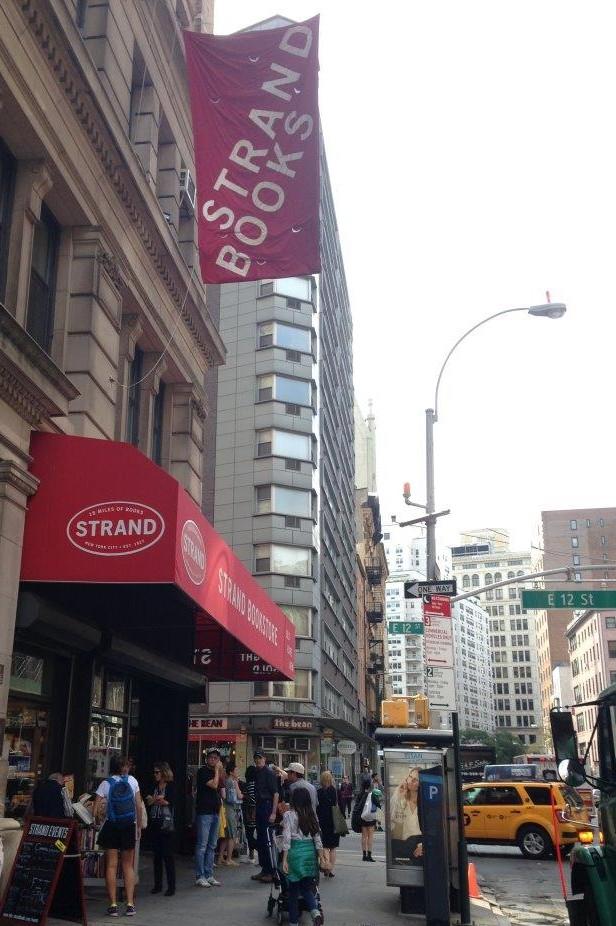strand book store new york city. Black Bedroom Furniture Sets. Home Design Ideas