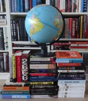Udfordring: Verden rundt i bøger
