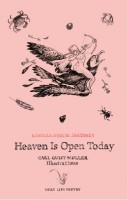 Kamilla Hygum Jakobsen/In Carbon Diamonds Grow:  Heaven Is Open Today  –  Illumineret bog med musik