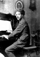 Felisberto Hernandéz ved klaveret