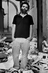 Gonçalo M. Tavares (foto fra forfatterens Goodreads-profil)