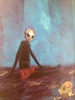 illustration fra Zombieland (ill.: Maja Lisa Kehlet Hansen)
