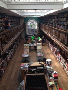 Daunt Books, Marylebone, London