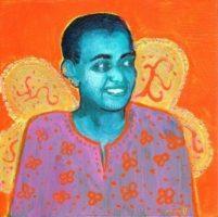 Kuzhali Manickavel (som hun præsenterer sig selv på sin Goodreads-profil)
