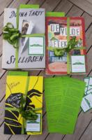 Verdens Bogdag 23. april 2017: Ambassadør for The Book Fairies
