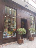 Mapas y Compañía – og andre boghandeler i Málaga